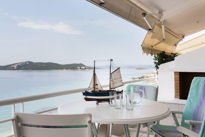 Evia Island, Stira Maisonettes.