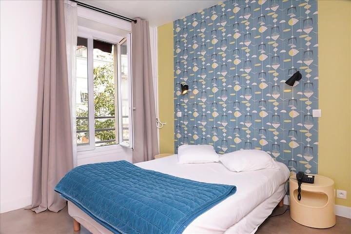 Double room - Green Key eco label @ Zazie Hôtel