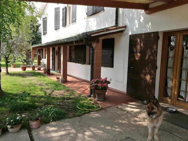 Casa in campagna a Vanzo San Pietro Viminario