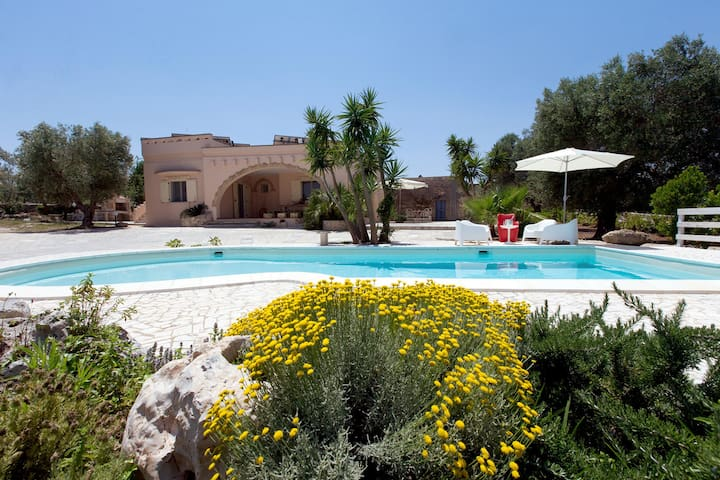 373 Villa with Pool in Casarano - Casarano - Villa