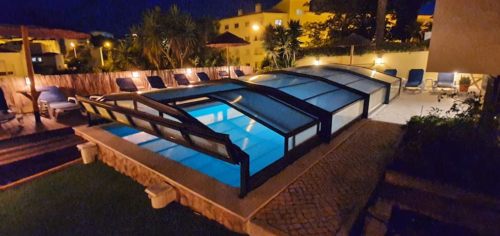 Casa Lua Lagos 6 bedrooms with (covered)pool