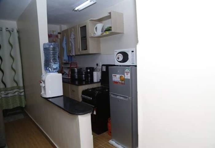 Fully Furnished Apartment in South B