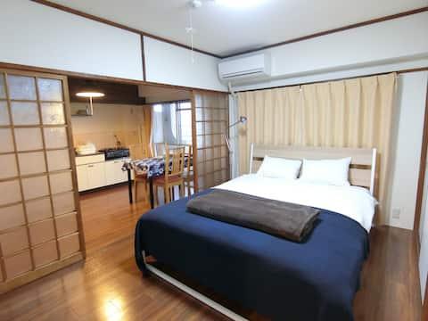 #401 Cozy Apartment, 60sqm, Free Park & WiFi