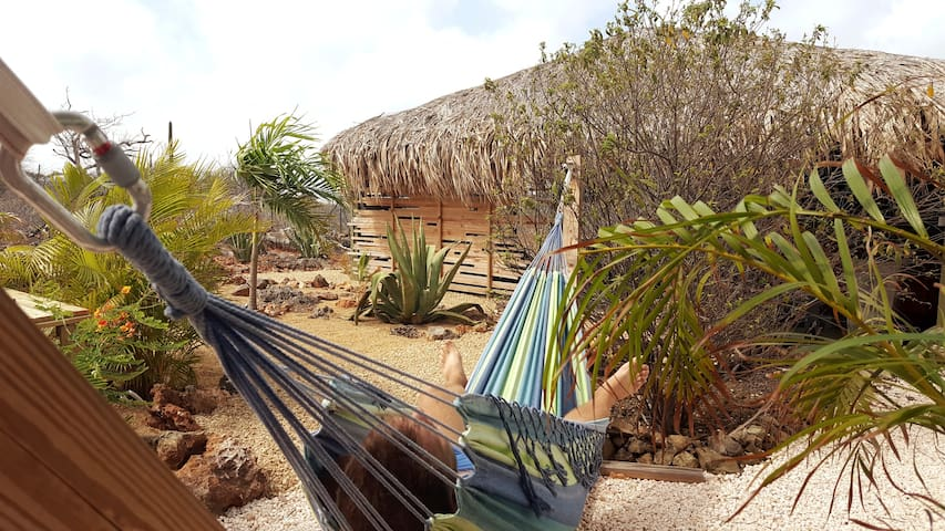 Bamba from Bonaire;  your private resort.