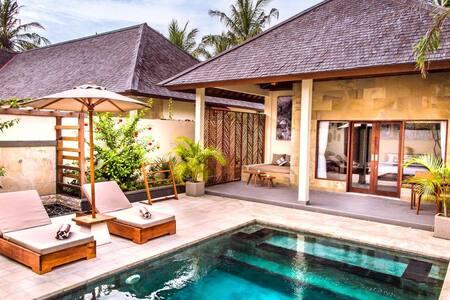 Luxury Villa, 1 Bedroom, Private Pool