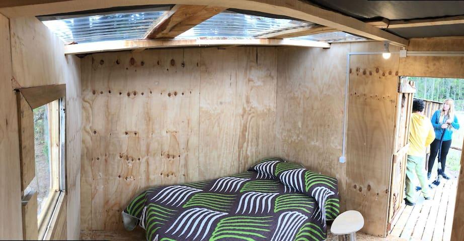 Lebu, Casa de árbol  4, experiencia en naturaleza