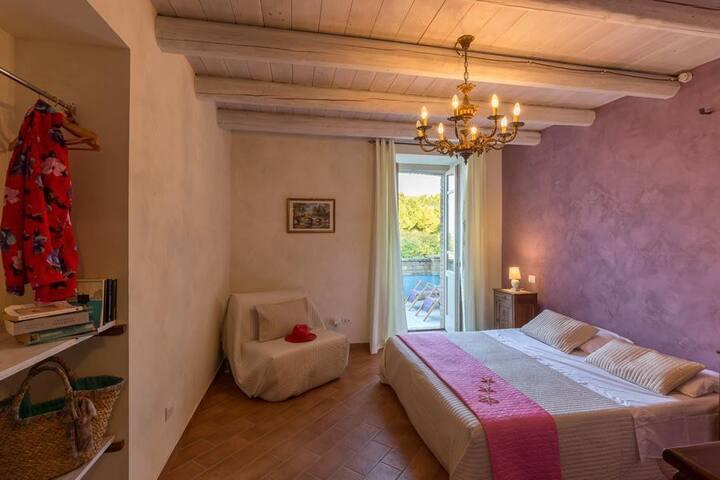 Masseria: La Rimessa apartment
