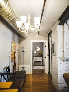 Beautiful Loft-Downtown Lynchburg - Lynchburg - Loft