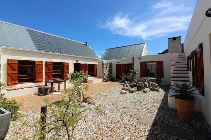 The Courtyard in Betty's Bay