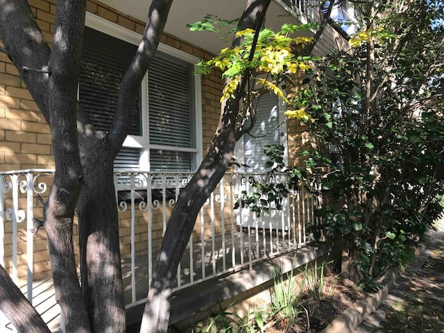 At home in Glen Iris, the perfect location