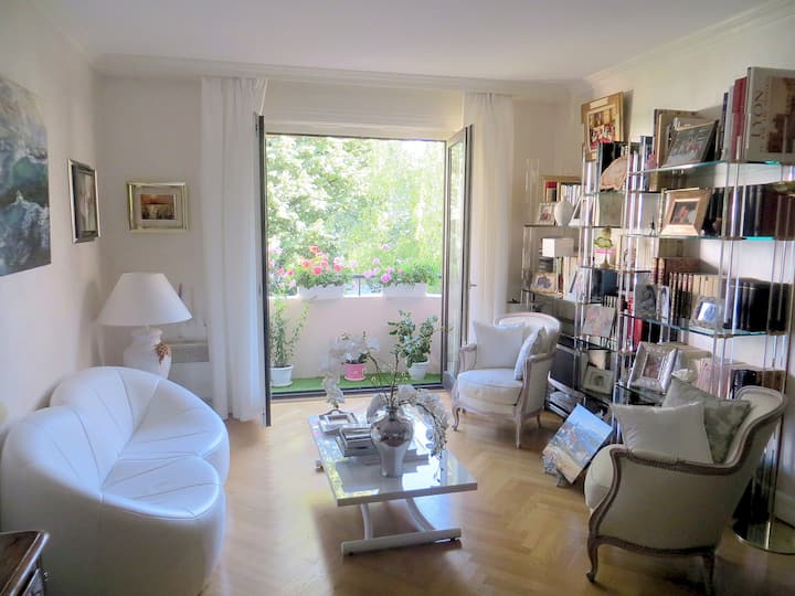 Luxuous appartment in the heart Lyon 6th