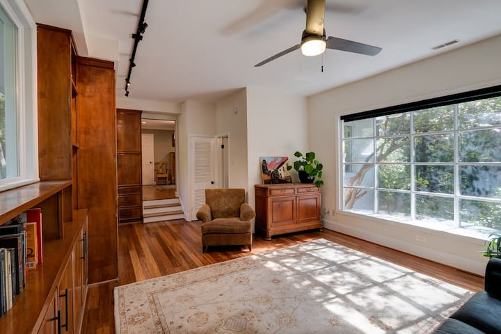 In-Town Chapel Hill Studio Apartment - Chapel Hill - Apartamento