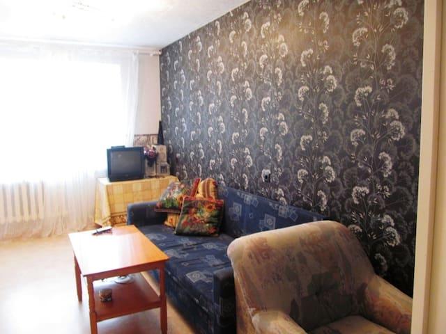 Удобная квартира - Ufa - Departamento