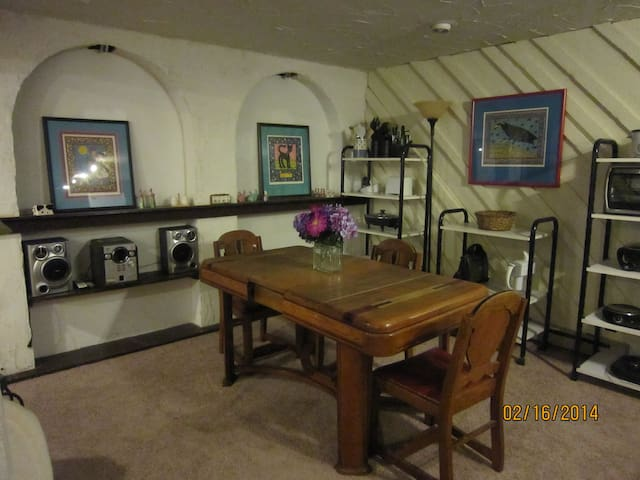 1 Bdm Cozy Apt in House on Farm - Bellefonte - Huis