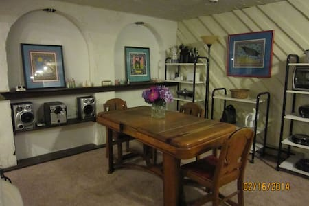 1 Bdm Cozy Apt in House on Farm - Bellefonte - 独立屋