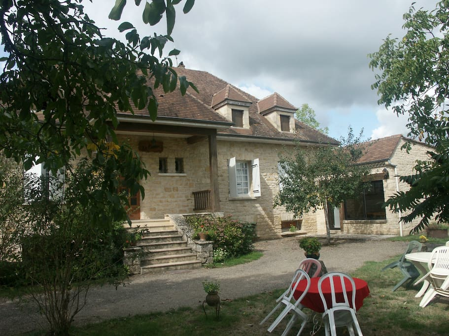 Chez gallon chambres d h tes bed breakfasts for rent for Chambre hote ruoms