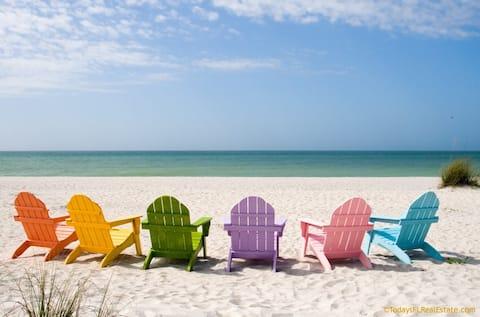 Beachfront Condo Full Refund Cancel Anytime.