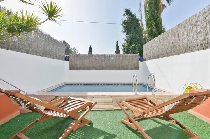 Maison avec piscine privée à IbizaNR 24415-3/11/15
