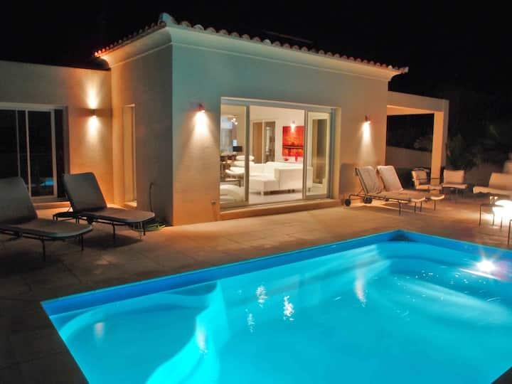 Villa vue Mer Panoramique Piscine chauffée☀️