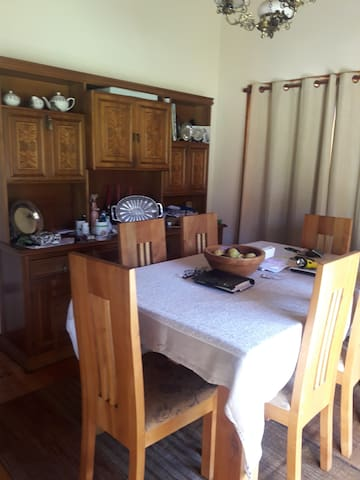 Bedroom in Santa Cruz (heart of Colchagua Valley)