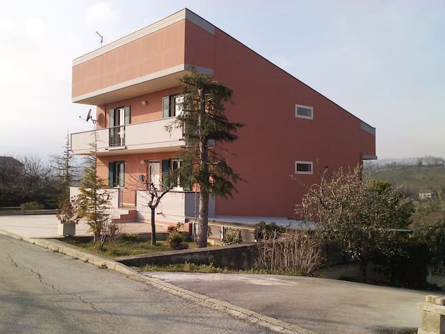 camera con vista - Penne (Pescara) - House