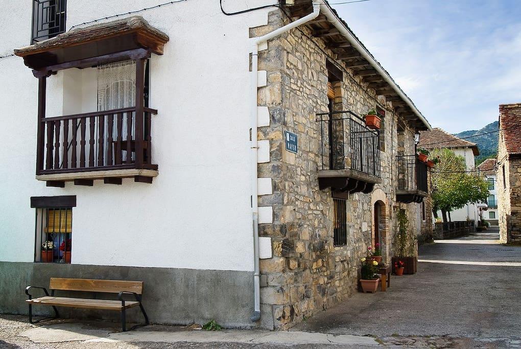 Casa en parque natural en pirineo houses for rent in - Casas del pirineo ...