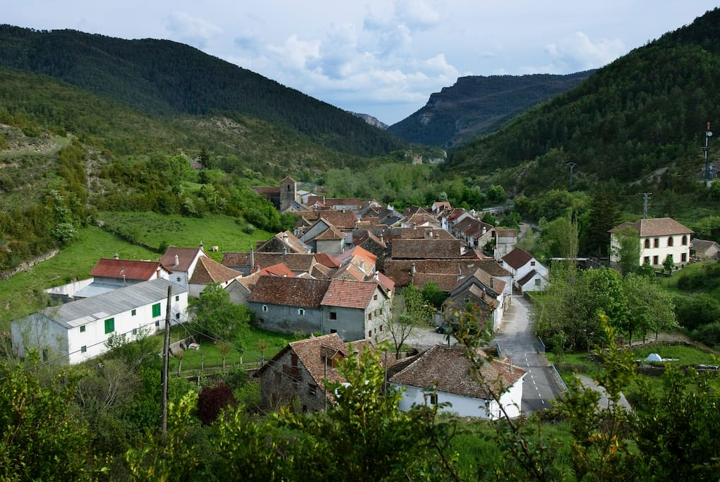 Casa en parque natural en pirineo casas en alquiler en - Casas del pirineo ...