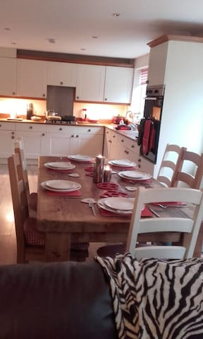 Heidi's place. - Loughborough - Hus