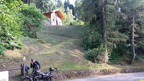 Relaxing holiday in Adamello Brenta Natural Park