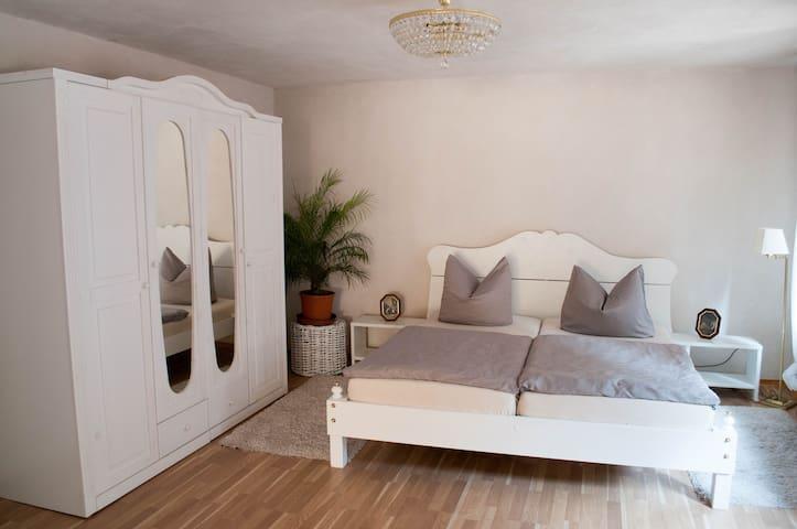 Charmantes Landhaus mit Seezugang - Teupitz - Appartement