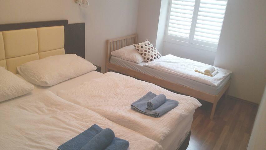 Graf Sobieski Apart Design Apart 5 - Wenen - Appartement