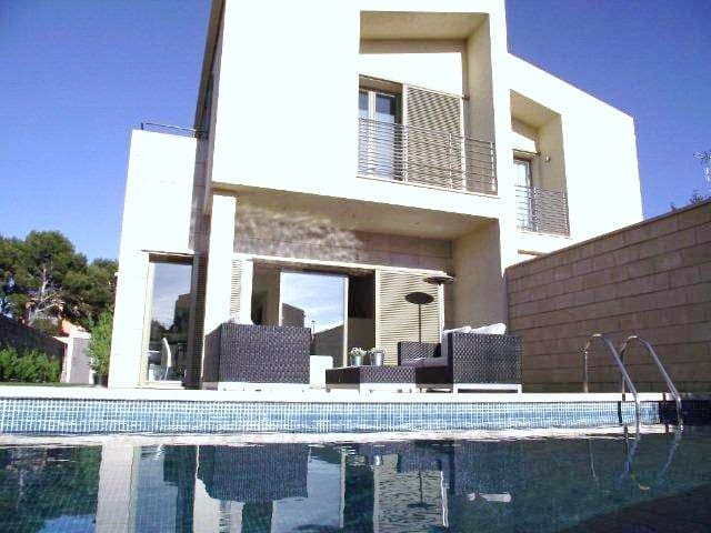Beautiful house with private pool in Puig de Ros - Llucmajor - House