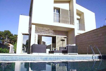 Beautiful house with private pool in Puig de Ros - Llucmajor