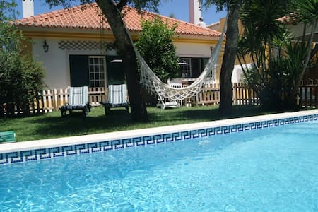 Guest House Garden & Pool & Beach - Azeitão - Villa