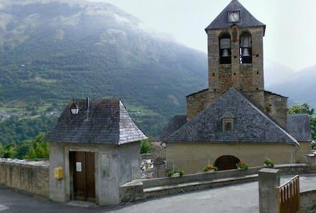Gite au coeur des Hautes Pyrenées. - Sazos