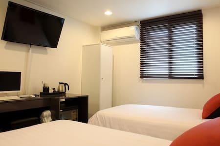 Myeongdong/namdaemun - Twin room 2 - Bed & Breakfast