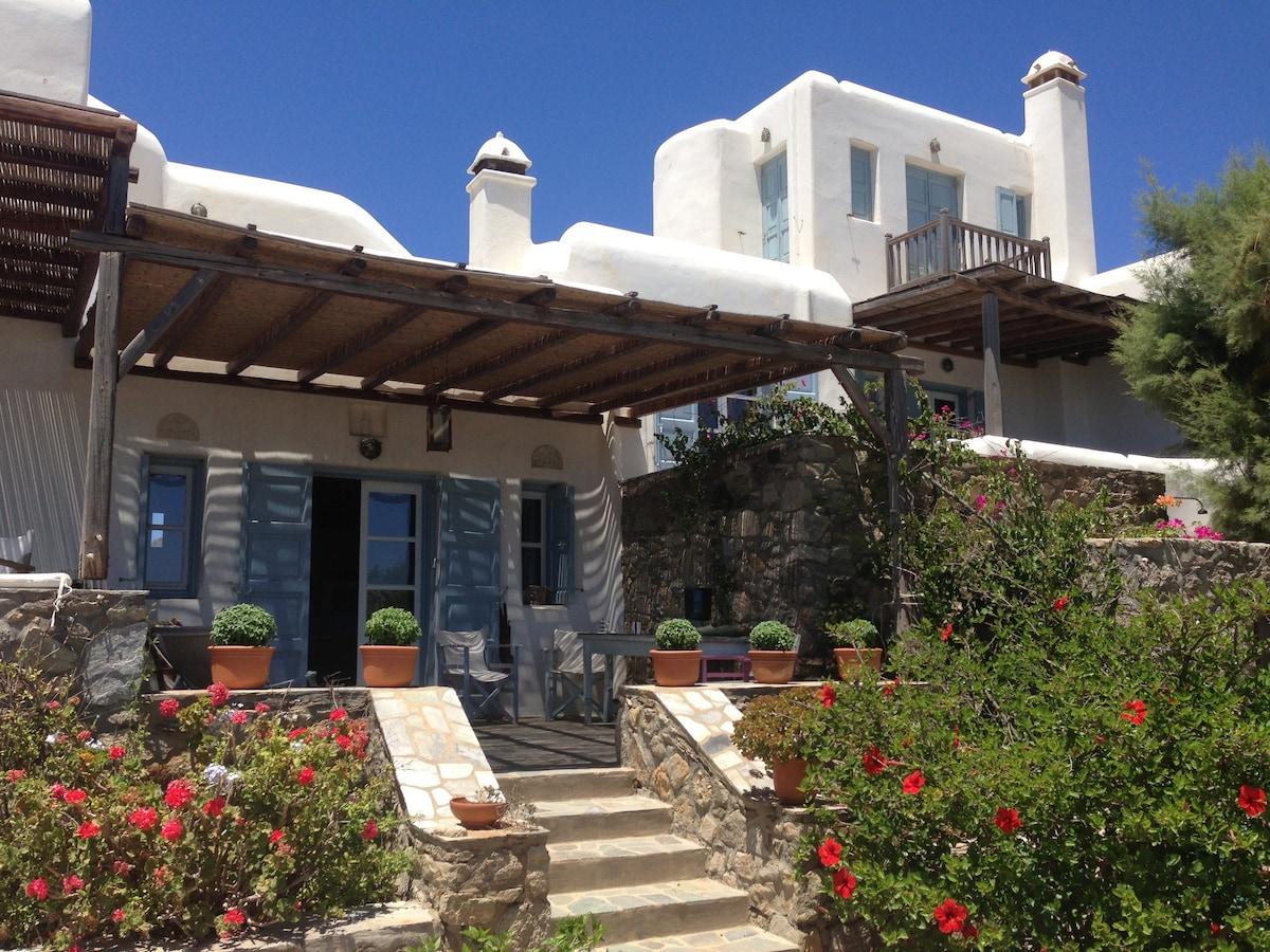 Дом в Миконос у собственника