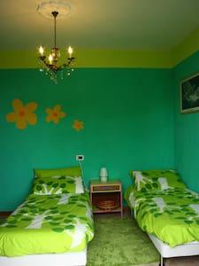 Appartamento colorato - Cervia - Lejlighed