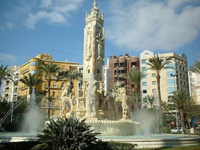Appartment for rent in Alicante - Aitana - Pis