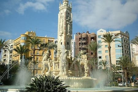 Appartment for rent in Alicante - Wohnung