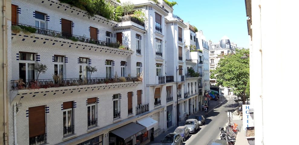 Charming appartment near Jardin du Luxembourg