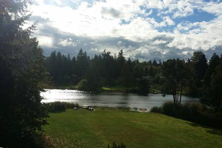 Lake house in great location! - Auburn - Hus