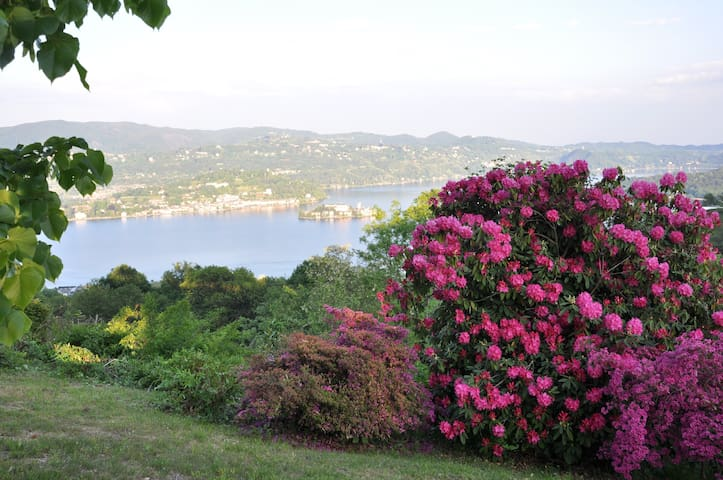 Lago d'Orta Vinascaresidence-EXPO - Pella - Apartment