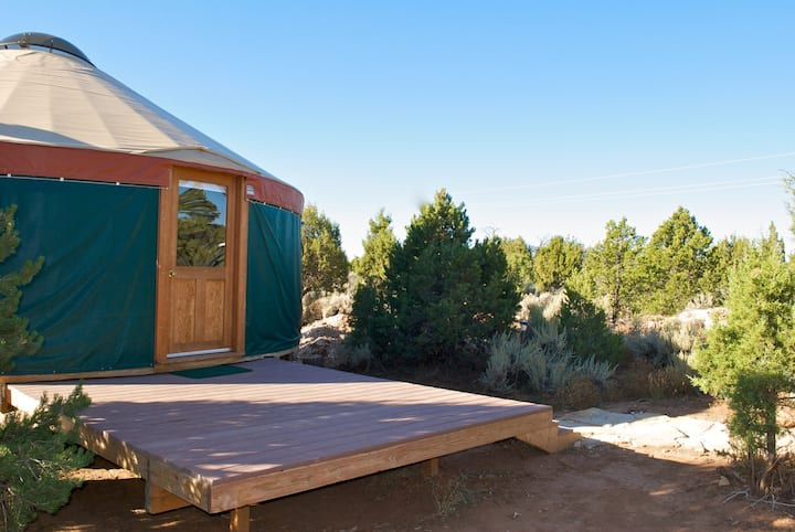 Awesome Yurt Retreat Southeast Utah