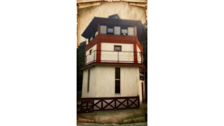 Dzajica buk Rooms - Lighthouse Keeper's Apartment