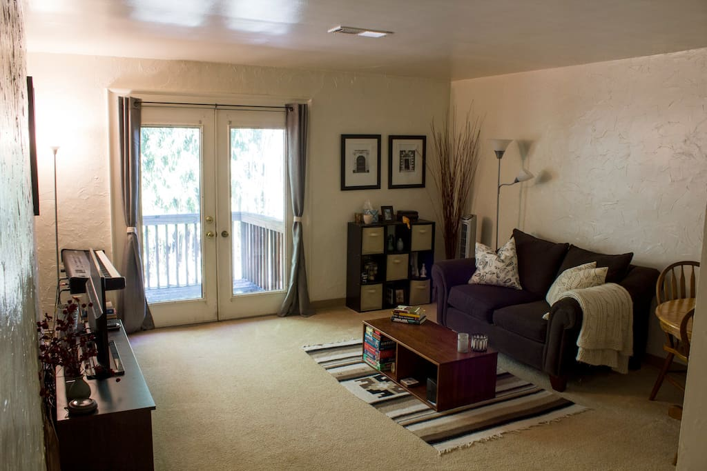 Living Room - view from entryway