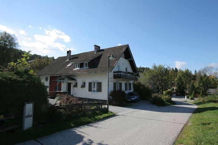 Geweldig appartement nabij Velden am Wörther, op het platteland