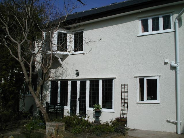 Oak Cottage in historic market town - Oxfordshire - Huis
