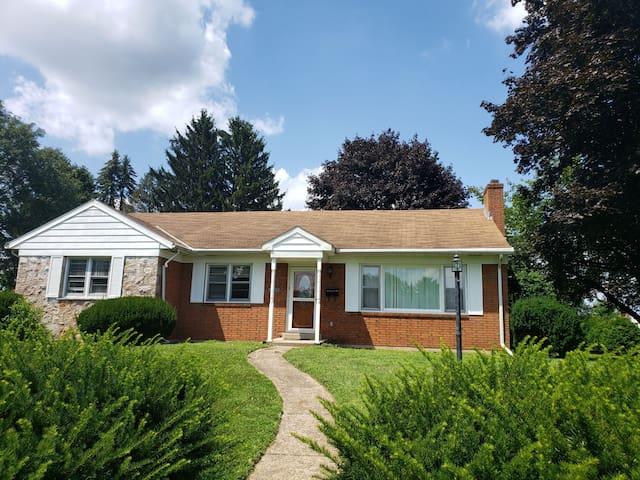 Pennsylvania Street Home