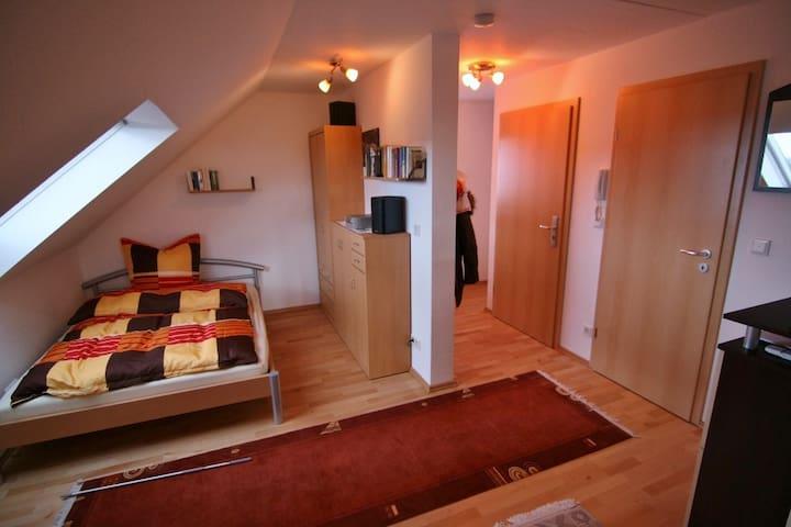 "Apartment/Wohnung: ""Italien""  - Hirschberg an der Bergstraße - อพาร์ทเมนท์"
